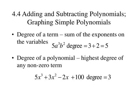Ppt  41 The Product Rule And Power Rules For Exponents Powerpoint Presentation Id316595