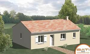 Maison 120m2 Plain Pied : construction maison plain pied 2 chambres ventana blog ~ Melissatoandfro.com Idées de Décoration