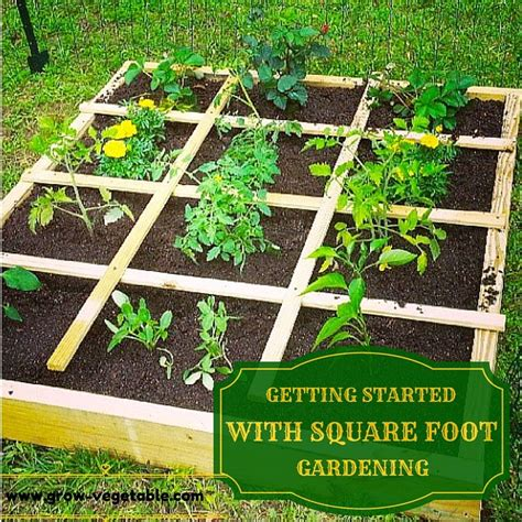Square Foot Gardening by Square Foot Gardening Was Started By Mel Bartholomew And
