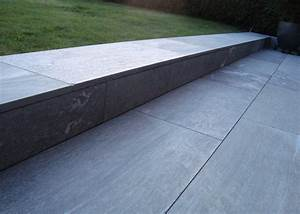 Boden Für Terrasse : terrasse mit natursteinbelag von muheim keramik ~ Whattoseeinmadrid.com Haus und Dekorationen