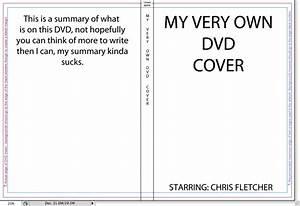 Dvd Cover Template - beepmunk