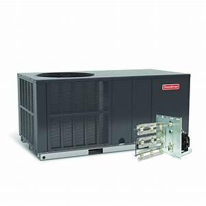 Goodman 2 5 Ton 14 Seer Electric Heat Package Unit