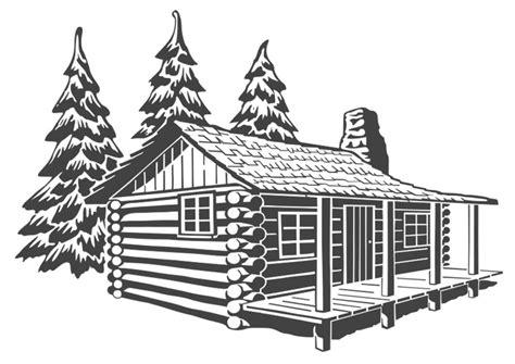 disegno da colorare casa  legno cat