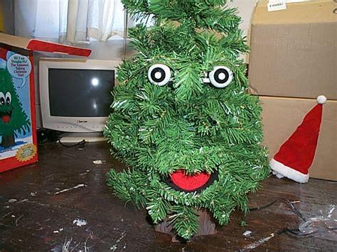 douglas fir talking christmas tree christmas decore