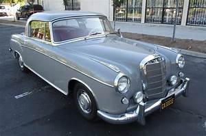 Mercedes 220 Coupe : 1960 mercedes benz 220se ponton coup for sale on bat auctions closed on august 24 2017 lot ~ Gottalentnigeria.com Avis de Voitures