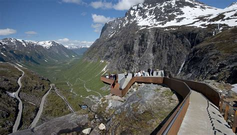 Roundtrip By Bus Åndalsnes Trollstigen Unesco