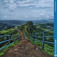 Manmade Grid Railing On An Ancient Fort Of Maharashtra ...