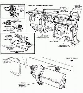 1951 Ford Wiper Diagram