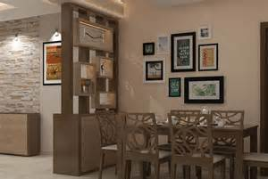 informal dining room ideas modern room partition designs
