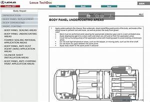 Lexus Gx460  Gx400 Service Manual Pdf Download