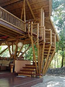 30 Beautiful Examples Of Bamboo Houses