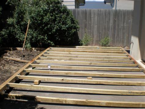 building a deck a patio ethridge207