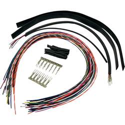 la choppers handlebar wiring extension kit for 2008 2013 harley touring models ebay