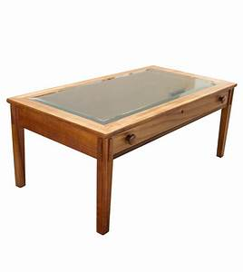 Coffee table with display drawer coffee table design ideas for Coffee table with drawers and shelf