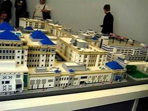 LEGO model of Cook Children's Medical Center, Ft. Worth ...