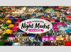 Atlanta International Night Market Sunday CulinaryLocal
