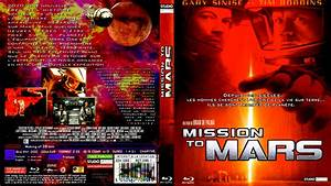 Jaquette DVD de Mission to mars custom (BLU-RAY) - Cinéma ...