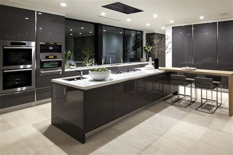 modern kitchen cabinets black image for white colors with