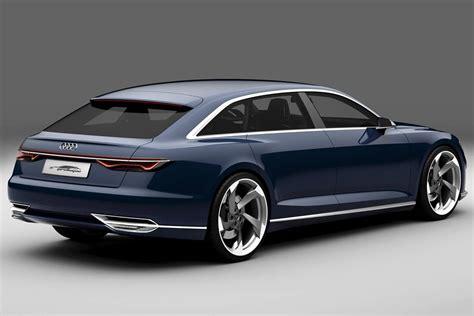 Audi A8 Avant by Audi A9 Prologue Avant Genfer Autosalon 2015 Alle