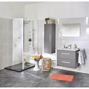 Leroy Merlin Douche à L Italienne : paroi de douche l 39 italienne open 2 profil chrom l ~ Premium-room.com Idées de Décoration