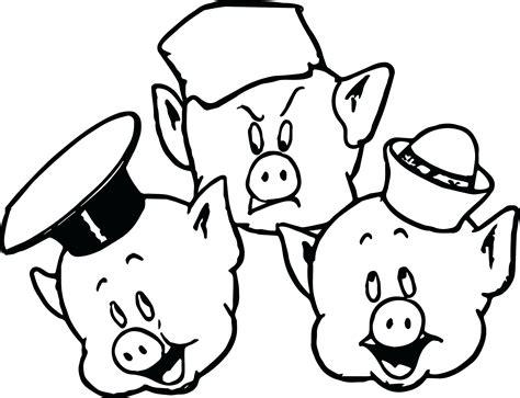 pig face drawing  getdrawings