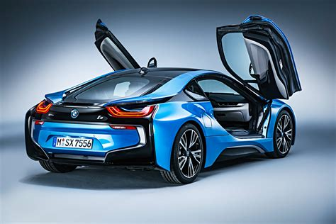 How Much Does A Bmw I8 Cost?