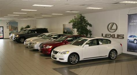 Lexus Of Stevens Creek Car Dealership In San Jose, Ca