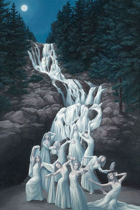 22 Pictures of Artwork by Surrealism Painter Rob Gonsalves ...
