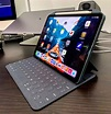 """iPad Pro 11"""" with the SwitchEasy CoverBuddy Case and the Apple Smart Keyboard : ipad"""