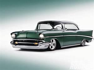 Chevrolet Bel Air 1957 : 1957 chevrolet bel air hot rod network ~ Medecine-chirurgie-esthetiques.com Avis de Voitures