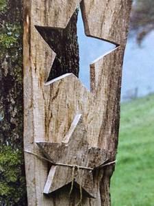 Holz Deko Für Draußen : holz deko f r den garten weihnachtsdeko holz pinterest dekoration sterne und garten ~ Sanjose-hotels-ca.com Haus und Dekorationen