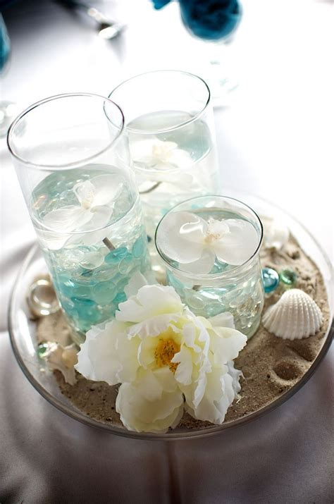 1000+ ideas about Beach Table Decorations on Pinterest