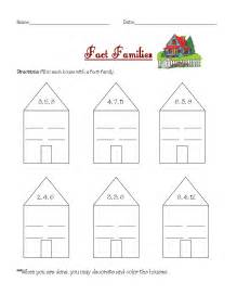 HD wallpapers multiplication division fact families worksheets