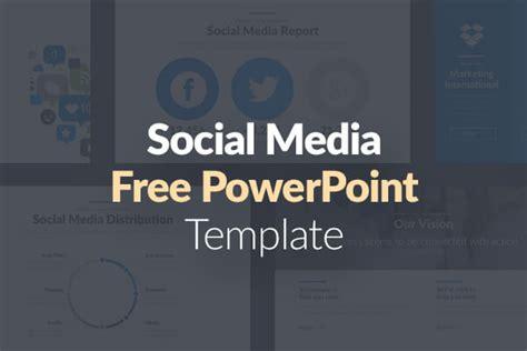 social media powerpoint template 10 free social media slides templates for microsoft powerpoint