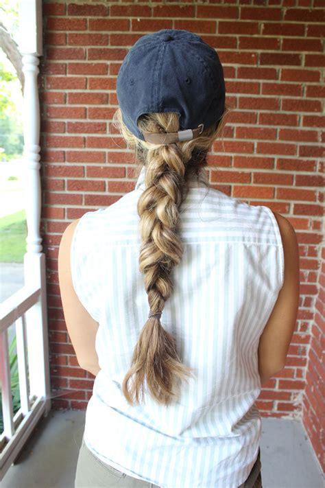 baseball hat hairstyles dress decoded