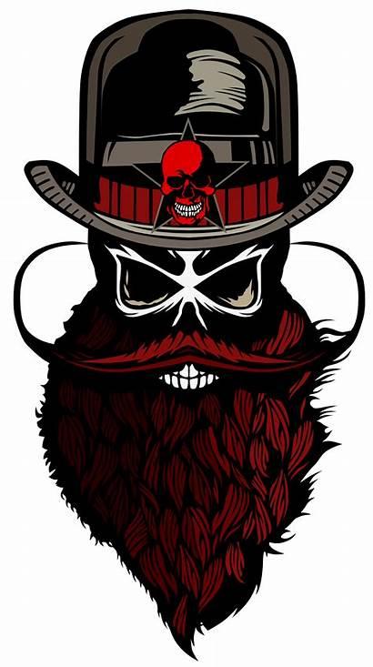 Reaper Grim Hipster Clipart Skull Tete Shirt