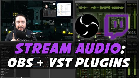 Obs Vst Plugins And Settings (tutorial