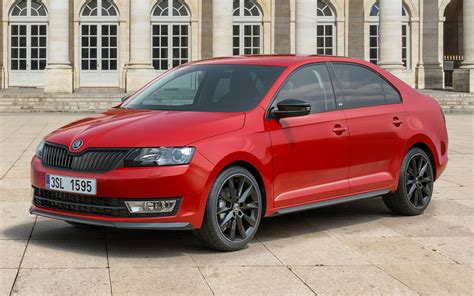 Skoda Rapid Monte Carlo Edition Set To Arrive In India By