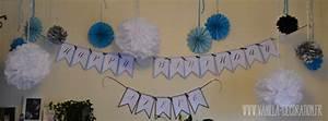 Deco Anniversaire Adulte : decoration a faire soi meme pour anniversaire ~ Melissatoandfro.com Idées de Décoration