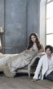 Wallpaper : TV, tv series, The Vampire Diaries, Nina ...