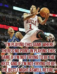 Basketball Quotes Derrick Rose. QuotesGram