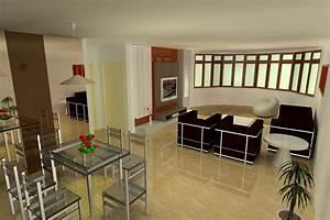 Living room design home interior kitchen decobizzcom for Sweet home 3d living room furniture