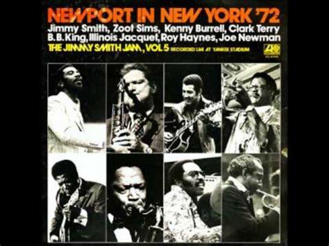 The Jimmy Smith Jam (newport '72)  Ode To Billie Joe
