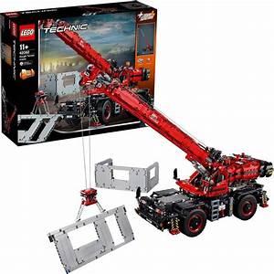 Lego Technic Kaufen : lego gel ndeg ngiger kranwagen 42082 lego technic ~ Jslefanu.com Haus und Dekorationen
