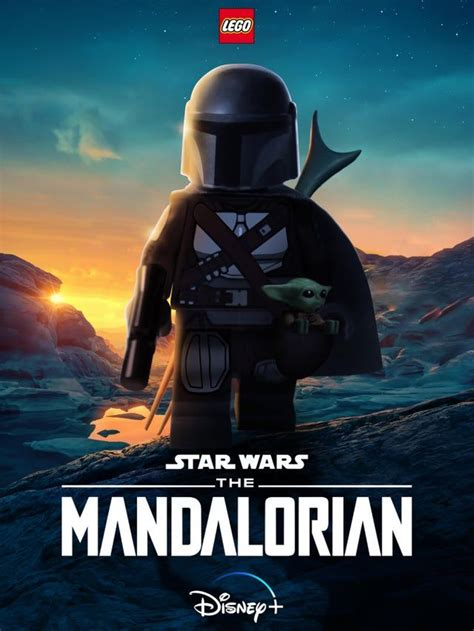 I recreated The Mandalorian Season 2 Poster in LEGO ...