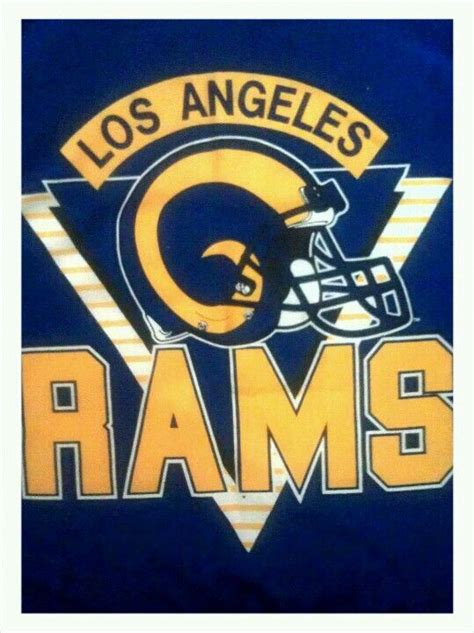los angeles rams st louis rams pinterest