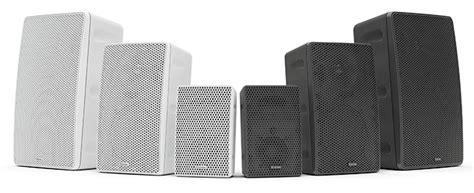 Speedmount® Speakers