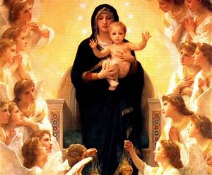Mother Mary caring child Jesus Pictures | Free Christian ...