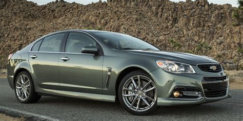 2017 Chevy Ss Price by Chevy Ss Discontinued Chevrolet Ss Stops Production In 2017