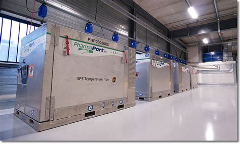 Ups, Dhl Building New Cold-chain Infrastructures For